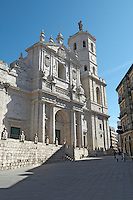 The Cathedral Metropolitana Valladolid spain castile and leon