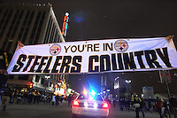 Pittsburg Steelers SuperBowl XL Victory Parade