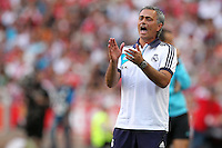 Jose Mourinho - 27.07.2012 - Benfica / Real Madrid - Coupe Eusebio ..Photo : Carlos Rodrigues / Icon Sport....