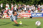18.07.2018, Voehlinstadion, Illertissen, GER, FSP, FV Illertissen - VfB Stuttgart, im Bild Felix Kielkopf (Illertissen, #37)<br /> <br /> Foto &copy; nordphoto / Hafner