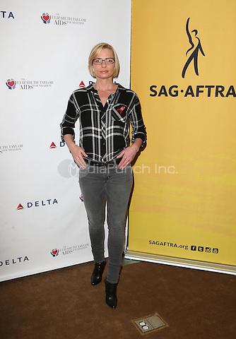 Los Angeles, CA - NOVEMBER 30: Jaime Pressly, SAG-AFTRA and The Elizabeth Taylor AIDS Foundation Panel At SAG-AFTRA, California on November 30, 2016. Credit: Faye Sadou/MediaPunch