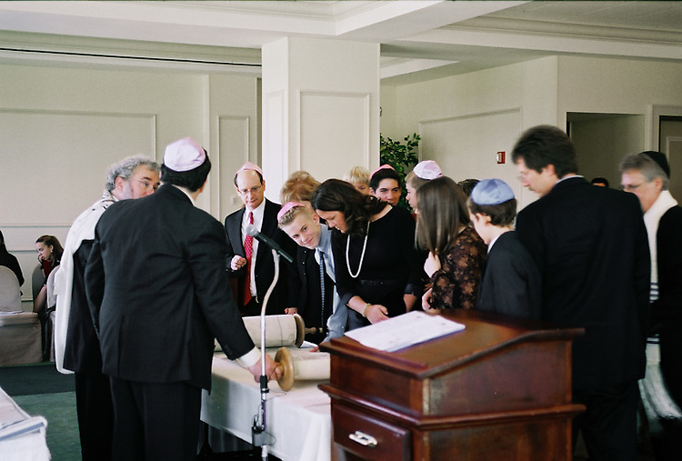 Bat Mitzvah Ceremony and Party held at The Manor Country Club. Professional Image Photography by John Drew
