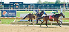 Ninja Warrior winning at Delaware Park on 9/24/12