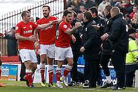 Barnsley v Nottingham Forest 8.3.14