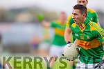 Chris Farley South Kerry in Action against  Kenmare in the County Senior Football Semi Final at Fitzgerald Stadium Killarney on Sunday.