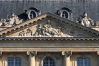 Europe/France/Aquitaine/33/Gironde/Bordeaux: Façade du musée de la douane place de la Bourse