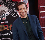 """Jake Gyllenhaal 093 arrives for the premiere of Sony Pictures' """"Spider-Man Far From Home"""" held at TCL Chinese Theatre on June 26, 2019 in Hollywood, California"""
