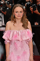 """CANNES, FRANCE. May 22, 2019: Sara Forestier at the gala premiere for """"Oh Mercy!"""" at the Festival de Cannes.<br /> Picture: Paul Smith / Featureflash"""