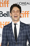 Mark Leslie Ford attends the 'Suburbicon' premiere during the 2017 Toronto International Film Festival at Princess of Wales Theatre on September 9, 2017 in Toronto, Canada.