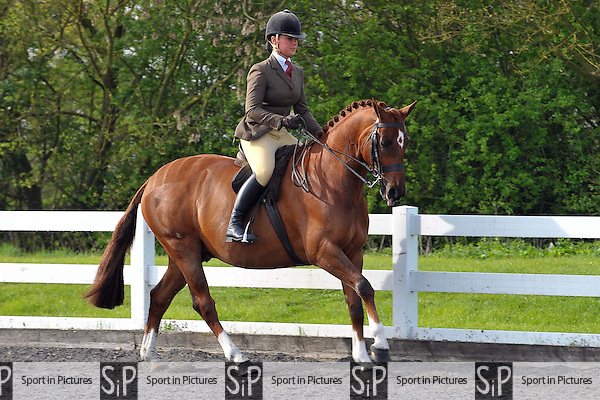 Ring 3. BSPS area 15 April Showing Show. Norton Heath Equestrian Centre. Essex. 12/04/2014. MANDATORY Credit Ellie Ingram/Sportinpictures - NO UNAUTHORISED USE - 07837 394578