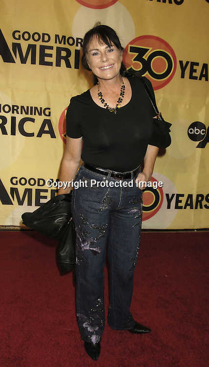 Kathleen Sullivan ..at the 30th Anniversary Celebration of Good Morning America on October 25, 2005 at Avery Fisher Hall ...Photo by Robin Platzer, Twin Images