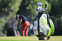 Andrea Pavan (ITA) in action during the first round of the Turkish Airlines Open played at the Montgomerie Maxx Royal Golf Club, Belek, Turkey. 07/11/2019<br /> Picture: Golffile | Phil INGLIS<br /> <br /> <br /> All photo usage must carry mandatory copyright credit (© Golffile | Phil INGLIS)