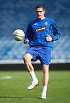 Kyle Lafferty at training