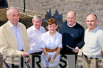 FUNDRAISING: Some of the fundraising committee for the Milltown-Listry 'Buster Draw' on May 29th, Jim O'Shea, Mattie Roche, Eileen Roche, Michael McCarthy, Denis O'Mahony.