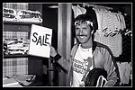 Sonny Bono attends a Celebrity Charity Tennis Tournament at Long Island City on May 17, 1981 in New York City.