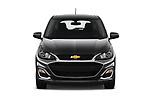 Car photography straight front view of a 2020 Chevrolet Spark 1LT 5 Door Hatchback
