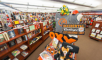 Occidental College Bookstore, May 29, 2014. (Photo by Marc Campos, Occidental College Photographer)