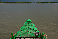 A boat at Sunderbans, West Bengal, India. Arindam Mukherjee