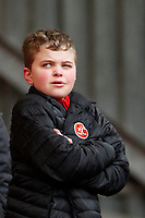 A young Fleetwood Town FC seen during the Sky Bet League 1 match between Charlton Athletic and Fleetwood Town at The Valley, London, England on 17 March 2018. Photo by Carlton Myrie.
