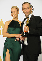 28 February 2016 - Hollywood, California - Rachel McAdams, Emmanuel Lubezk. 88th Annual Academy Awards presented by the Academy of Motion Picture Arts and Sciences held at Hollywood & Highland Center. Photo Credit: Byron Purvis/AdMedia