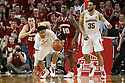 March 9, 2014: Shavon Shields (31) of the Nebraska Cornhuskers gets the rebound from Josh Gasser (21) of the Wisconsin Badgers and Nigel Hayes (10) of the Wisconsin Badgers during the second half at the Pinnacle Bank Arena, Lincoln, NE. Nebraska 77 Wisconsin 68.