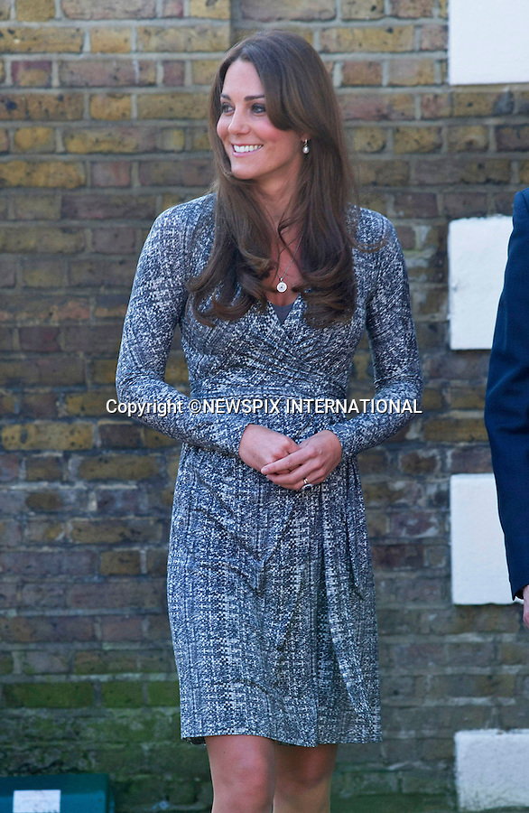 """CATHERINE, DUCHESS OF CAMBRIDGE .makes her first public appearance of the New Year when she visited Hope House, Clapham, London_19/02/2013.Mandatory credit photo:©Dias/NEWSPIX INTERNATIONAL..(Failure to credit will incur a surcharge of 100% of reproduction fees)..**ALL FEES PAYABLE TO: """"NEWSPIX  INTERNATIONAL""""**..Newspix International, 31 Chinnery Hill, Bishop's Stortford, ENGLAND CM23 3PS.Tel:+441279 324672.Fax: +441279656877.Mobile:  07775681153.e-mail: info@newspixinternational.co.uk"""