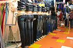 MBK Center jeans store. Bangkok, Thailand