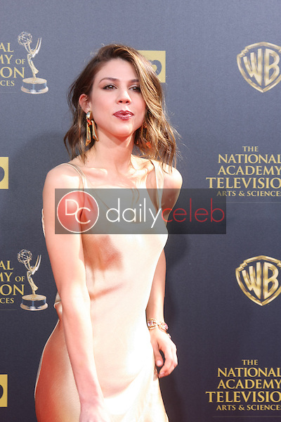 Kate Mansi at the 2015 Daytime Emmy Awards at the Warner Brothers Studio Lot on April 26, 2015 in Burbank, CA<br /> <br /> Copyright David Edwards / DailyCeleb.com 818-249-4998