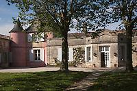 Europe/France/Aquitaine/33/Gironde/Saint-Yzans-de-Médoc: Château  Loudenne -Charteuse du XVII ème siècle