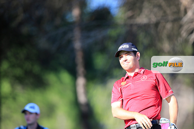 Louis Oosthuizen (RSA) during round 2 of the Turkish Airlines Open presented by the Ministry of Tourism and Culture, hosted at the The Montgomerie Maxx Royal,Antalya,Turkey.<br /> Picture: Fran Caffrey www.golffile.ie