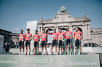 Lotto-Soudal team presentation<br /> <br /> 97th Brussels Cycling Classic (1.HC)<br /> 1 Day Race: Brussels &gt; Brussels (201km)