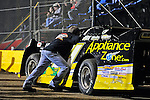 Feb 09, 2011; 7:21:45 PM; Gibsonton, FL., USA; The Lucas Oil Dirt Late Model Racing Series running The 35th annual Dart WinterNationals at East Bay Raceway Park.  Mandatory Credit: (thesportswire.net)