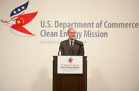 US Department of Commerce. CleanEnergy Mission 2010. Photo by Victor Fraile / studioEAST
