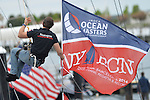 2014 - IMOCA OCEAN MASTERS NEW YORK TO BARCELONA RACE PREPARATION - NEWPORT RHODE ISLAND - USA