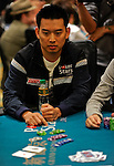 Pokerstars sponsored player Quinn Do doubles up with pocket aces.