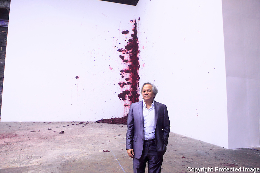 Anish Kapoor Exhibition in Mumbai