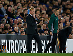 Ronald Koeman manager of Everton during the Europa League Group E match at Goodison Park Stadium, Liverpool. Picture date: September 28th 2017. Picture credit should read: Simon Bellis/Sportimage