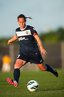 Sky Blue FC defender Christie Rampone (3). The Western New York Flash defeated Sky Blue FC 3-0 during a National Women's Soccer League (NWSL) match at Yurcak Field in Piscataway, NJ, on June 8, 2013.
