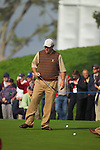Phil Mickelson on the 13th green during Practice Day2 the 2006 Ryder Cup at The K Club 21st September 2006.(Photo Eoin Clarke/Newsfile)