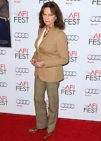 HOLLYWOOD, LOS ANGELES, CA, USA - NOVEMBER 11: Jacqueline Bisset arrives at the AFI FEST 2014 - 'The Homesman' Gala Screening held at the Dolby Theatre on November 11, 2014 in Hollywood, Los Angeles, California, United States. (Photo by Xavier Collin/Celebrity Monitor)