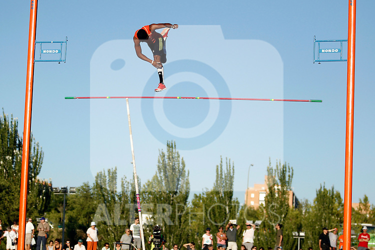 Borges Lazaro during Meeting Madrid 2012, Madrid 7 july 2012.(ALTERPHOTOS/ARNEDO)