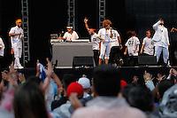 SÃO PAULO,SP, 07.11.2015 - FESTIVAL-PROMESSAS - Grupo Ao Cubo durante o  Festival Promessas 2015, que acontece no Campo de Marte, zona norte de São Paulo, neste sábado, 7. (Foto: Douglas Pingituro/Brazil Photo Press)
