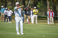 Brandon Grace (RSA) looks over his approach shot on 10  during round 2 of the World Golf Championships, Mexico, Club De Golf Chapultepec, Mexico City, Mexico. 3/2/2018.<br /> Picture: Golffile | Ken Murray<br /> <br /> <br /> All photo usage must carry mandatory copyright credit (&copy; Golffile | Ken Murray)