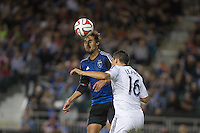 San Jose Earthquakes vs Vancouver Whitecaps FC, October 18, 20014