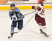 Cassidy Herman (Maine - 18), Makenna Newkirk (BC - 19) - The Boston College Eagles defeated the visiting University of Maine Black Bears 2-1 on Saturday, October 8, 2016, at Kelley Rink in Conte Forum in Chestnut Hill, Massachusetts.  The University of North Dakota Fighting Hawks celebrate their 2016 D1 national championship win on Saturday, April 9, 2016, at Amalie Arena in Tampa, Florida.