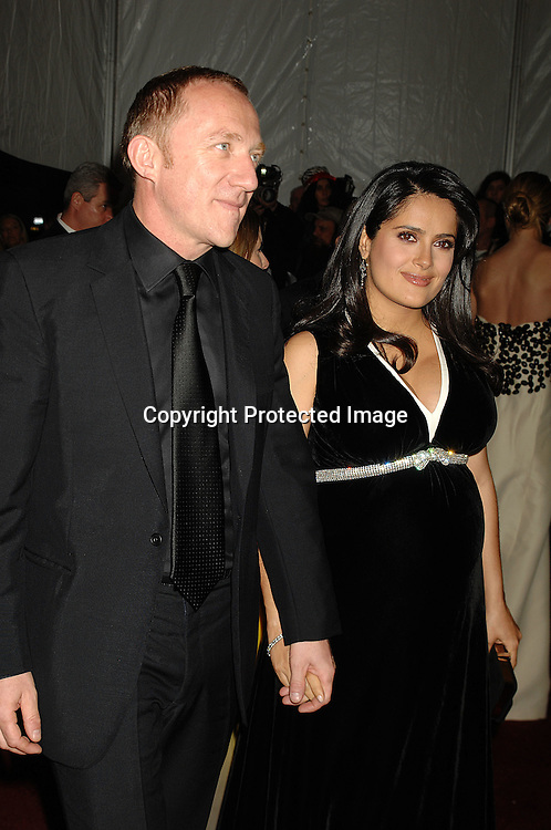 arriving at The Metropolitan Museum of Art's Costume Institute Gala on May 7, 2007 in New York City. The Gala celebrates the exhibition: Poiret: King of Fashion..Robin Platzer, Twin Images......212-935-0770