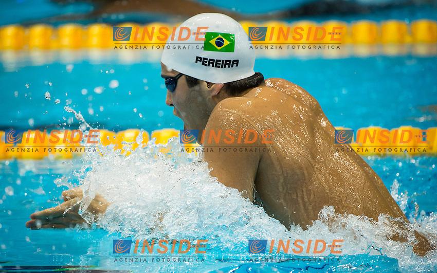 BARBOSA Henrique Brazil.200m Breaststroke Men.Swimming heats.London 2012 Olympics - Olimpiadi Londra 2012.day 05 July 31.Photo G.Scala/Deepbluemedia.eu/Insidefoto