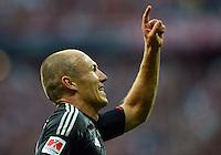 FUSSBALL   1. BUNDESLIGA   SAISON 2012/2013   SUPERCUP FC Bayern Muenchen - Borussia Dortmund            12.08.2012 Arjen Robben (FC Bayern Muenchen)