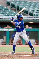 Ysmelin Alcantara - AZL Royals - 2010 Arizona League.Photo by:  Bill Mitchell/Four Seam Images..