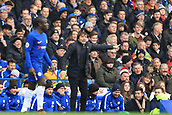 2nd December 2017, Stamford Bridge, London, England; EPL Premier League football, Chelsea versus Newcastle United; Chelsea Manager Antonio Conte